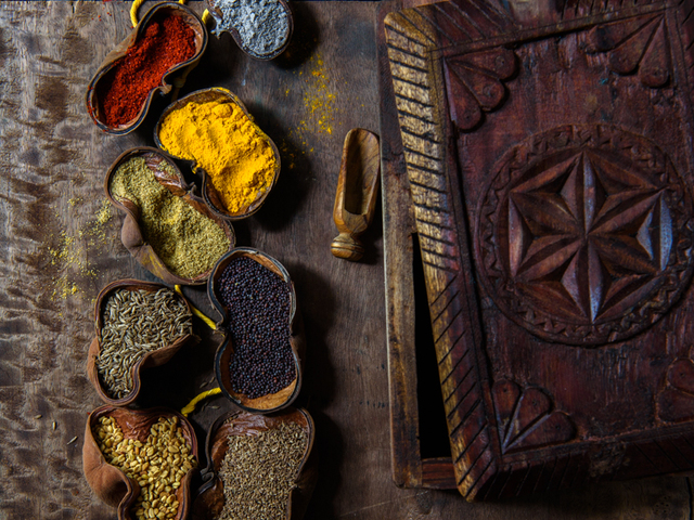 The Gujarati Spice Box
